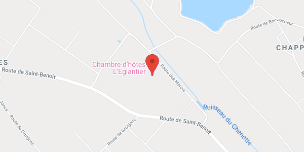 La Ferme de Champliveau