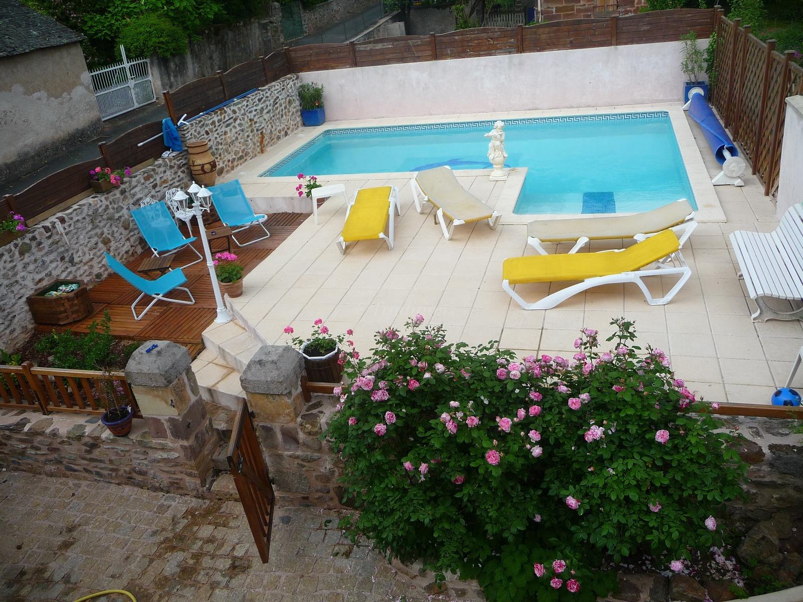 La villa rose chambre d 39 hote juillac corr ze - Chambres d hotes la villa alienor ...