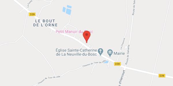 Petit Manoir du Bosc