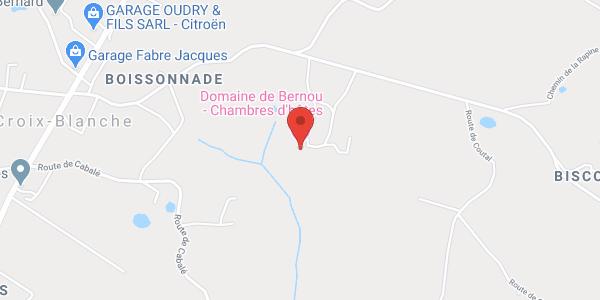 Domaine de Bernou