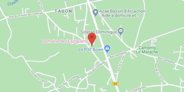 Domaine de l'Espiguette