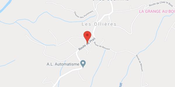 L'Olliéroise, proche d'Annecy