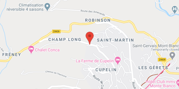 Saint Gervais le Chalet