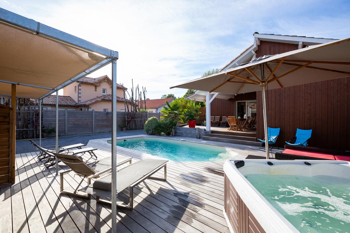 Villa eliette chambre d 39 hote andernos les bains gironde - Chambres d hotes thonon les bains ...