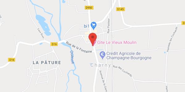 Au Clos de Charny