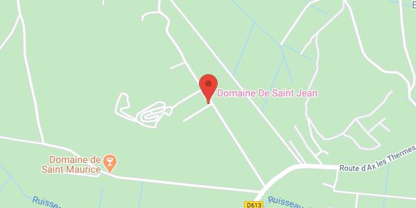 Domaine de Saint Jean