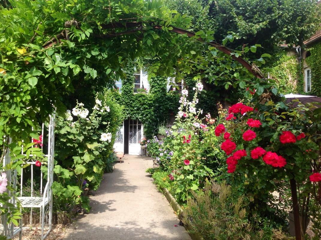 Villa ali nor chambre d 39 hote les andelys eure - Chambres d hotes la villa alienor ...