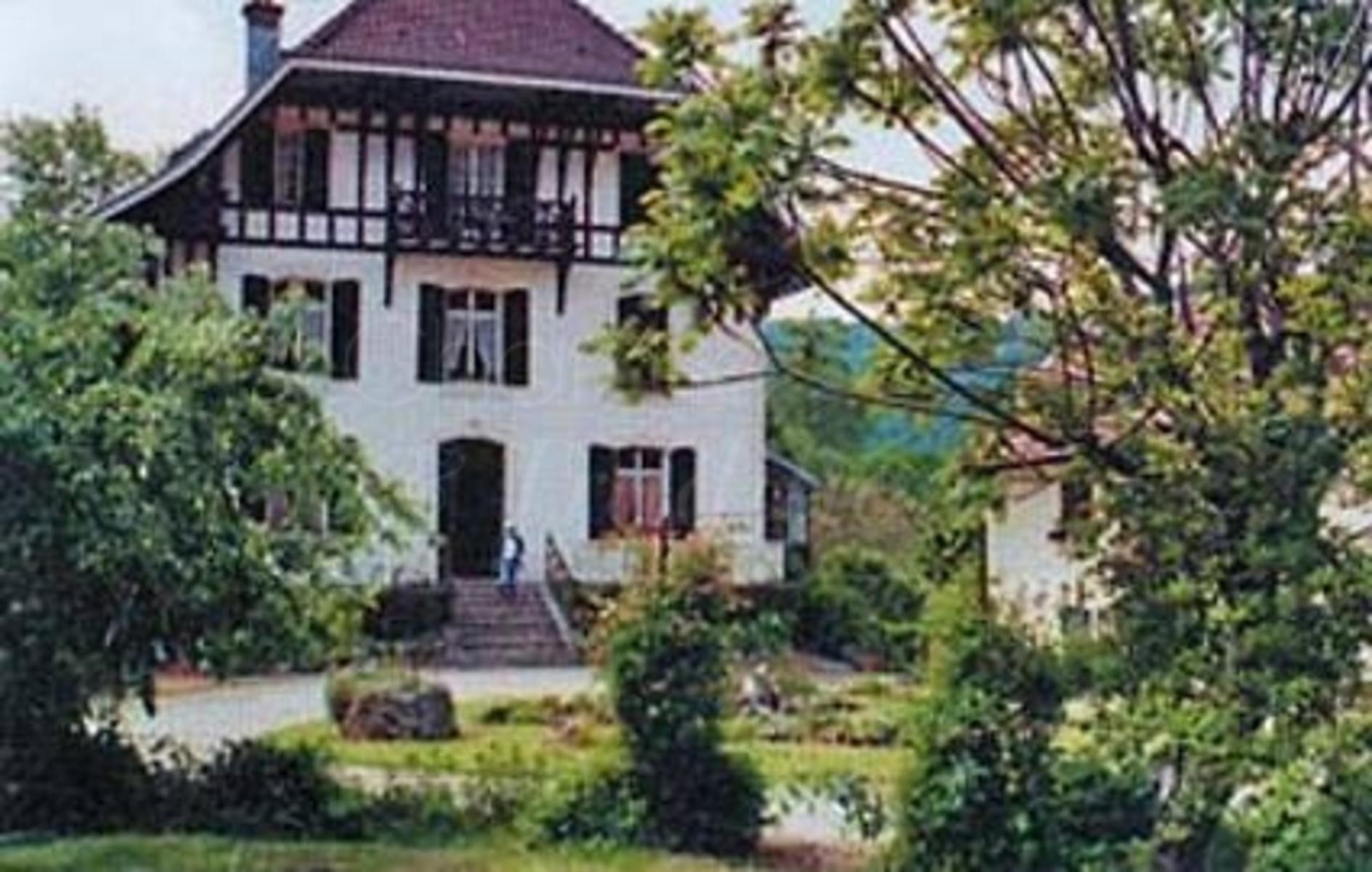La villa sans fa on chambre d 39 hote vuillafans doubs - Chambres d hotes la villa alienor ...